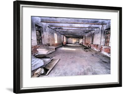 Home of the Homeless-doncon402-Framed Photographic Print