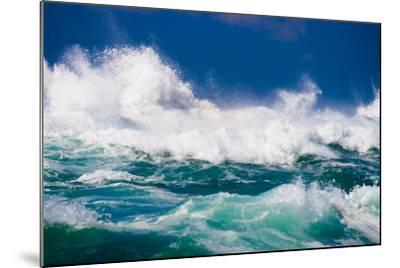 Powerful Ocean Wave-michaeljung-Mounted Photographic Print