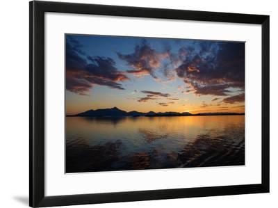 Sunset-Dimarik-Framed Photographic Print