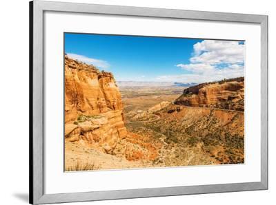 West Colorado Landscape-duallogic-Framed Photographic Print