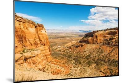 West Colorado Landscape-duallogic-Mounted Photographic Print