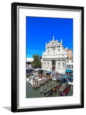 Venice, Italy-lachris77-Framed Photographic Print