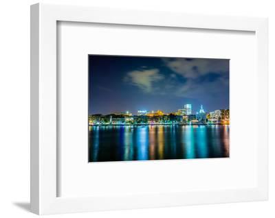 Savannah Georgia Waterfront and Street Scenes-digidreamgrafix-Framed Photographic Print