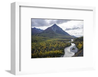 Far Away-Leieng-Framed Photographic Print