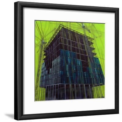 Workinprogress 12-Luke M Walker-Framed Giclee Print