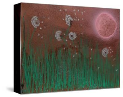 Fly-Keshida Layone-Stretched Canvas Print