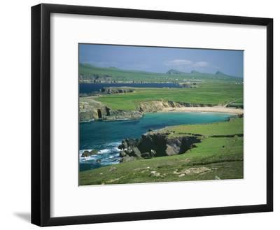 Ireland, the Dingle Peninsula-Ake Lindau-Framed Photographic Print