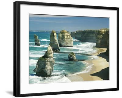 Australia the Twelve Apostles--Framed Photographic Print