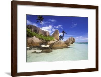 Seychelles--Framed Photographic Print