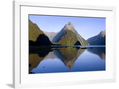 Milford Sound--Framed Photographic Print