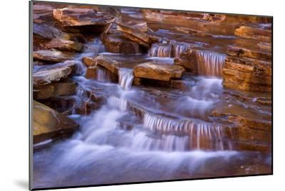 Cascades in Kalamina Gorge Picturesque Cascades--Mounted Photographic Print