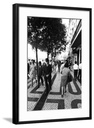 Portugal, Lisbon, 1960S--Framed Photographic Print