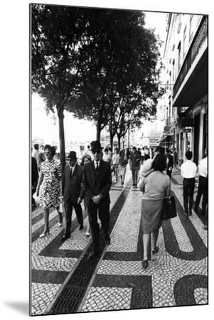 Portugal, Lisbon, 1960S--Mounted Photographic Print