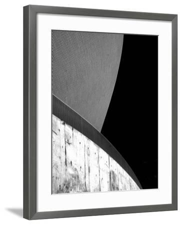 Contrasting Curves-Adrian Campfield-Framed Photographic Print