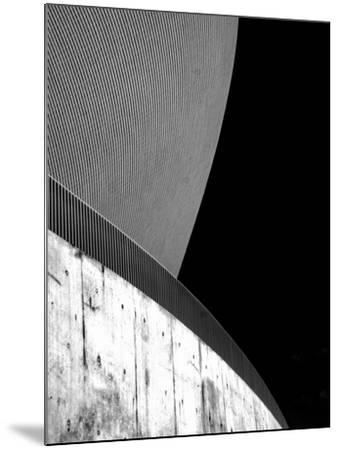 Contrasting Curves-Adrian Campfield-Mounted Photographic Print