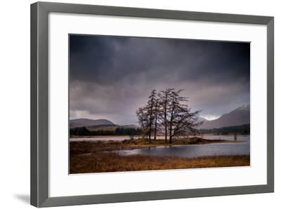 Loch Tulla-Doug Chinnery-Framed Photographic Print