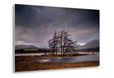Loch Tulla-Doug Chinnery-Metal Print