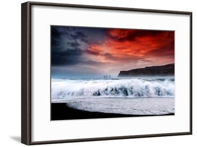 Daydreaming-Philippe Sainte-Laudy-Framed Photographic Print
