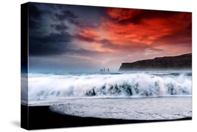 Daydreaming-Philippe Sainte-Laudy-Stretched Canvas Print