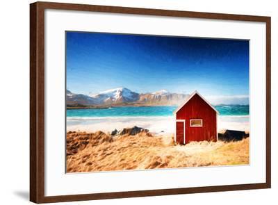 Imaginarium-Philippe Sainte-Laudy-Framed Photographic Print