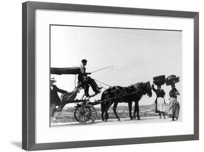 Spanish Women--Framed Photographic Print
