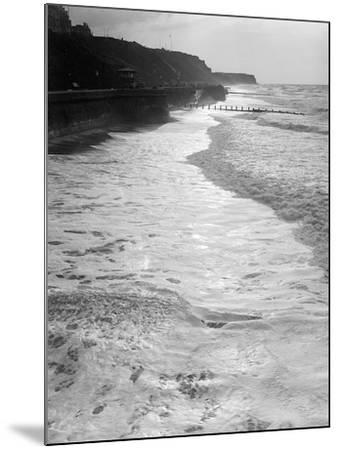 Cromer by Moonlight--Mounted Photographic Print