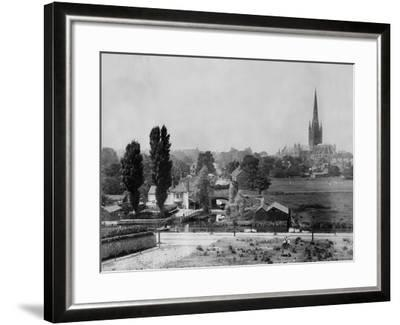 Norwich--Framed Photographic Print