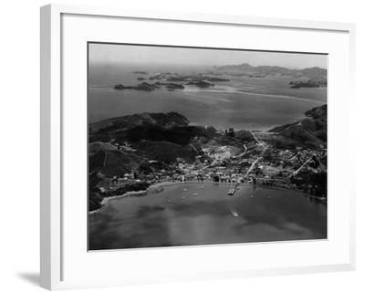 New Zealand, Russell--Framed Photographic Print