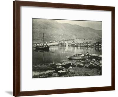 Norway Norheimsund--Framed Photographic Print