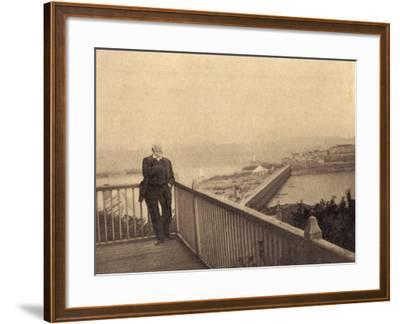 Hugo Exile Photo--Framed Photographic Print