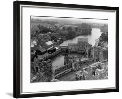 Wales, Pembroke--Framed Photographic Print