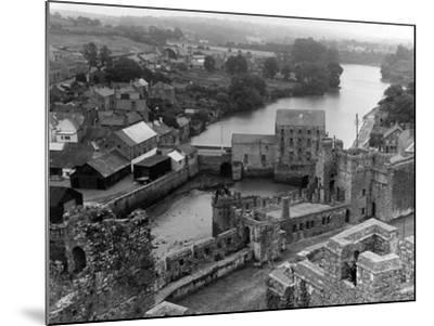 Wales, Pembroke--Mounted Photographic Print