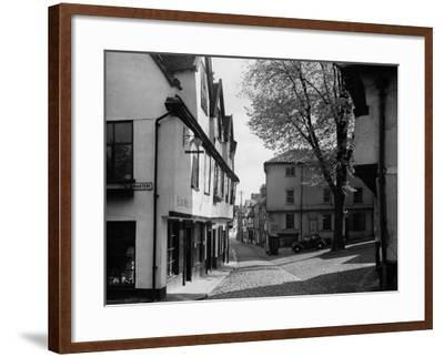 England, Norwich--Framed Photographic Print