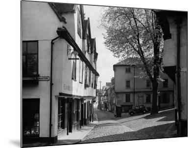 England, Norwich--Mounted Photographic Print