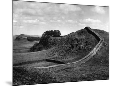 Hadrian's Wall-J. Chettlburgh-Mounted Photographic Print