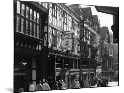 England, Chester--Mounted Photographic Print