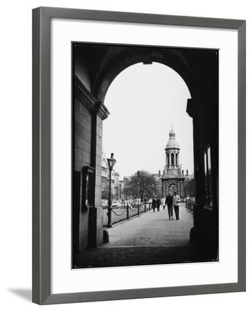 Trinity College Dublin--Framed Photographic Print