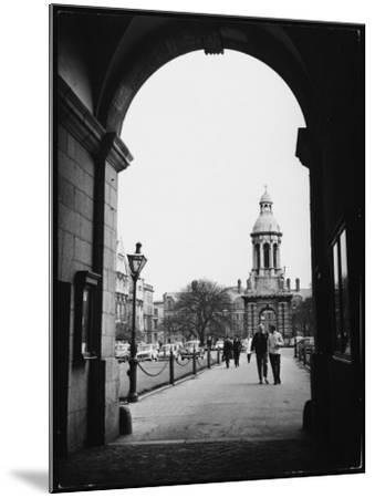 Trinity College Dublin--Mounted Photographic Print