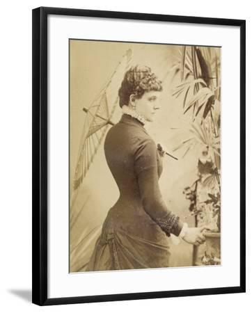 Kitty Maxse, Thought to Have Been a Model for Virginia Woolf's Character Mrs Dalloway-W&d Downey-Framed Photographic Print