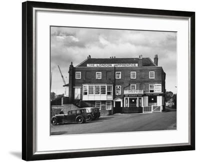 The London Apprentice--Framed Photographic Print