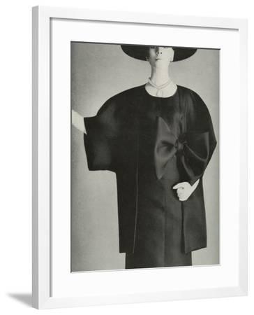 Balenciaga Fashion--Framed Photographic Print