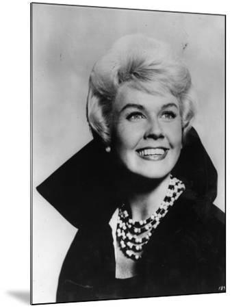 Doris Day--Mounted Photographic Print