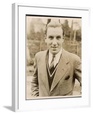 Fred Perry--Framed Photographic Print