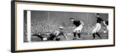 Arsenal Vs. Stoke, Highbury, 1928--Framed Photographic Print