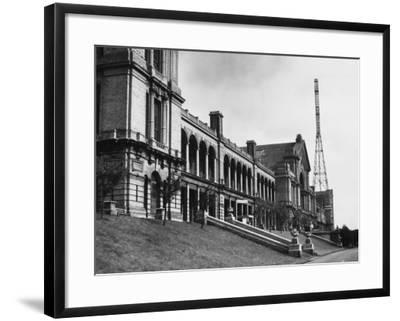 Alexandra Palace--Framed Photographic Print