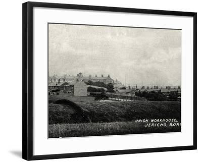 Bury Union Workhouse, Jericho, Lancashire-Peter Higginbotham-Framed Photographic Print