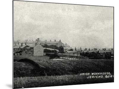 Bury Union Workhouse, Jericho, Lancashire-Peter Higginbotham-Mounted Photographic Print
