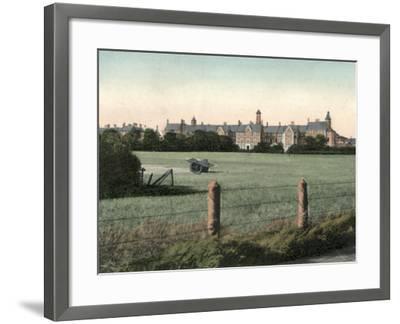 Durham County Lunatic Asylum, Sedgefield-Peter Higginbotham-Framed Photographic Print