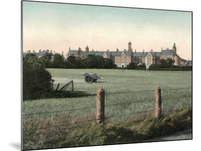 Durham County Lunatic Asylum, Sedgefield-Peter Higginbotham-Mounted Photographic Print