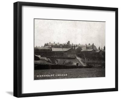 Bury Union Workhouse, Jericho, Lancashire-Peter Higginbotham-Framed Photographic Print